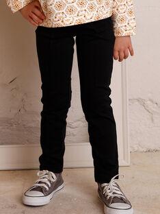 Pantalon bleu  ZEPATETTE 1 / 21E2PF91PAN090