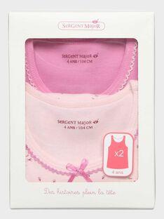 Pink Underwear SYLAMETTE / 19H5PF81HLID308