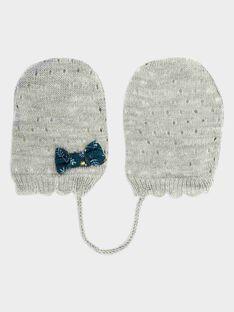 Grey Gloves SALIZA / 19H4BFC1GANJ920
