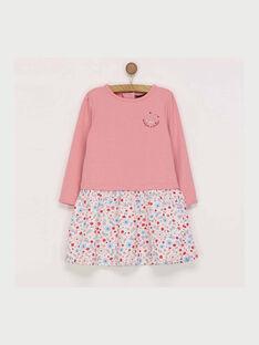 Peach Dress RABOYETTE / 19E2PF42ROB413