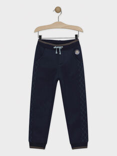 Navy pants SIJIRAGE / 19H3PGN1PAN713