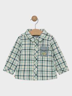 Green Shirt TAAEL / 20E1BGB1CHMG624