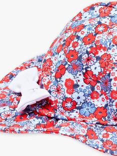 Chapeau Bleu ciel ZISHAKIRA / 21E4BFR1CHA020