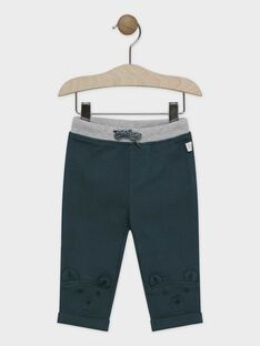 Green Jogging pant SAMAXENCE / 19H1BGC1JGBG625