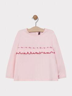 Pale rose T-shirt SABOBETTE 1 / 19H2PF91TML301