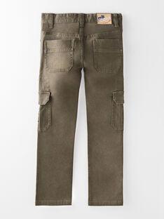 Pantalon battle vert kaki VEDOAGE / 20H3PGL1PAN604