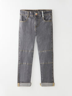 Jeans gris  VUREMIAGE / 20H3PGQ1JEAK004