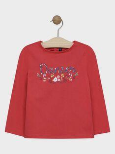 PETUNIA ROSE T-shirt SAROBETTE 3 / 19H2PFD2TML310