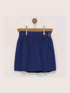 Navy Skirt RECOCETTE / 19E2PFE1JUP070