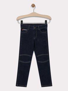 Dark denim Jeans SAMOJAGE 1 / 19H3PG91JEAK005