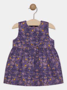 Purple Chasuble dress SAGERALDINE / 19H1BF61CHS712