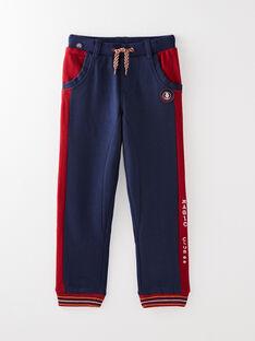 Pantalon Bleu marine VAPANTAGE / 20H3PG63PAN070