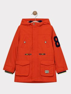 Orange Rain coat TAKAGE / 20E3PGB1IMP405