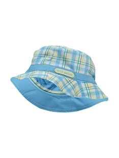 Chapeau bleu  RAUGER / 19E4BGP2CHA205