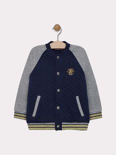 Navy Waistcoat SATISSAGE / 19H3PG42GIL070