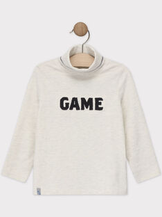 Heathered off white Roll-neck SIMIXAGE 2 / 19H3PGH4SPL006