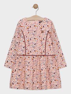 Peach Dress SOIPONETTE / 19H2PFI1ROB311