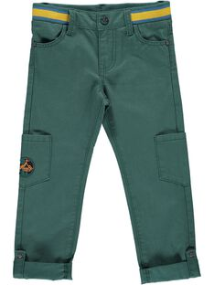 Pantalon vert RANOSAGE / 19E3PG61PANG611
