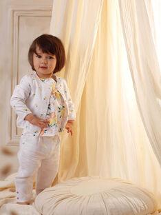 Pantalon Blanc ZANOOR / 21E1BFO1PAN000
