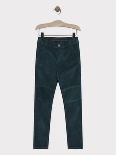 Green pants SAVIZAGE / 19H3PGC1PANG625