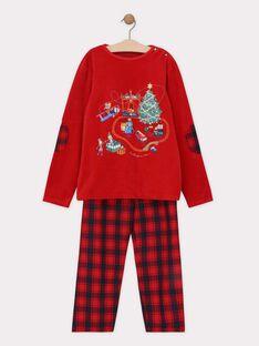 Red Pajamas SOCADAGE / 19H5PGQ3PYJ511