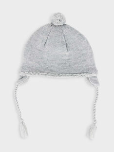 Grey Cap PAPUZAETTE / 18H4PFQ1BON940