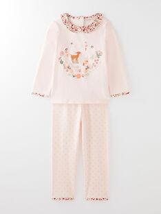 Pyjama Rose VEJOMETTEX / 20H5PF22PYJ321