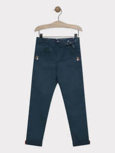 Green pants SUDORETTE / 19H2PFC1PANG614