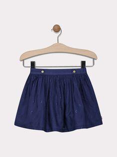 Navy Skirt SIJUPETTE / 19H2PF41JUP070