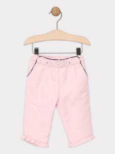 Pink pants SASANDY / 19H1BFN1PAND326