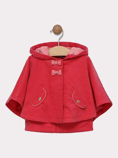 Pink Cape SIMAELLE / 19H1BF71CPED325