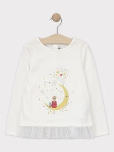 Off white T-shirt SEUDAETTE / 19H2PFP2TML001