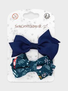 Navy Hair clip SUCETTE / 19H4PFB3BRTC214
