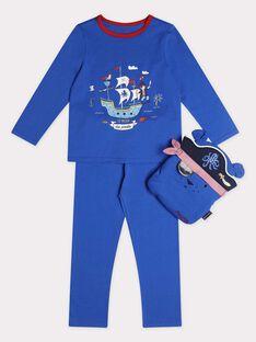 Pyjama Bleu marine TIJAMAGE 2 / 20E5PG52PYT705