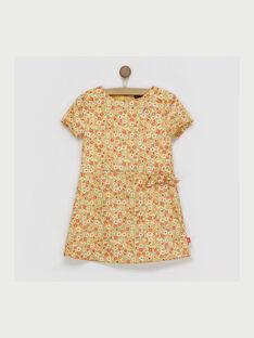 Yellow Dress RYLOVETTE / 19E2PFH1ROB010