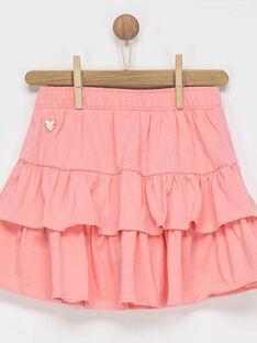 Pink Skirt NABOPETTE9 / 18E2PFO4JUPD311