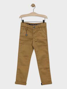 Brown pants SEJILAGE / 19H3PGI2PANI815