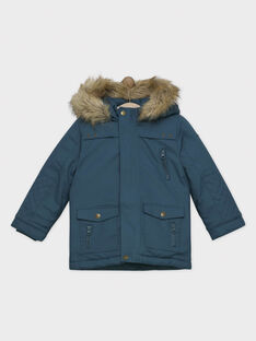 Green Parka SALARAGE / 19H3PGF1PARG618