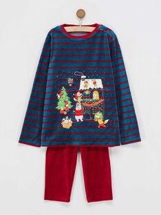 Navy Pajamas PYSAPAGE / 18H5PGS1PYJ714