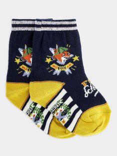 Navy Socks SAYAGE / 19H4PG41SOQ070