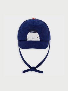 Chapeau bleu Jean RANATHEO / 19E4BGE1CHA704