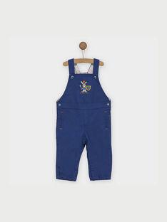 Violet blue Overalls RAAZEDINE / 19E1BG22SAL221