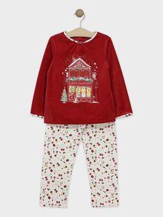 Red Pajamas SOLALETTE / 19H5PFQ2PYJ511