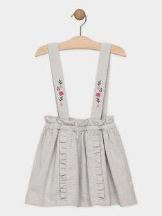 Grey Skirt SYARETTE / 19H2PFE1JUPJ925
