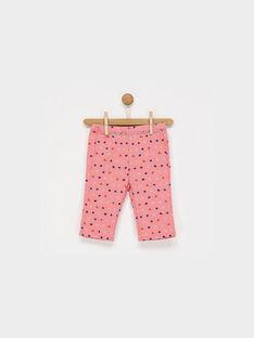 Pink Jogging pant PACARYBA / 18H1BF61JGBD301