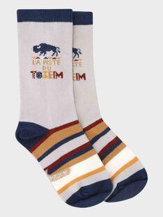 Grey Socks SEDALAGE / 19H4PGI1SOQJ925