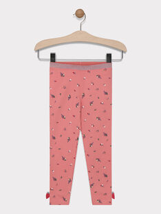 Cady rose Leggings SAJAMETTE / 19H4PF31CAL305