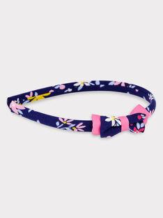 Navy headband SIQOLETTE / 19H4PFB2TET070