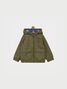 Light green Jacket RAXIOAGE / 19E3PG61BLO612