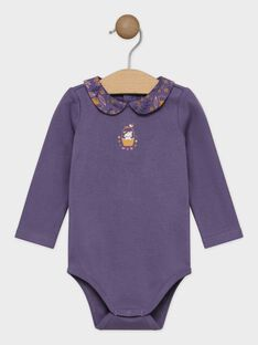 Purple Body suit SAGRETA / 19H1BF61BOD712